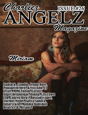 Charliez Angelz Issue #26 - Miriam