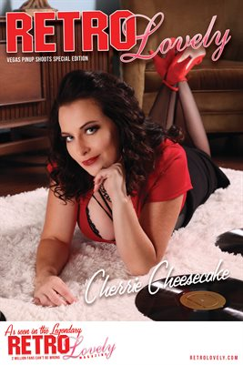 Cherrie Cheesecake Cover Poster