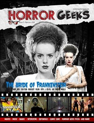 Horror Geeks Magazine- February 2015