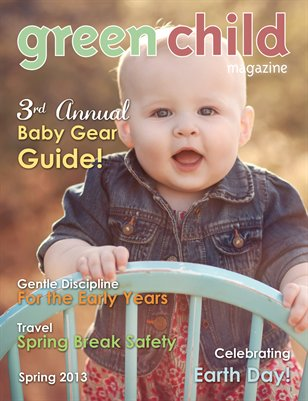 Green Child Magazine Spring 2013