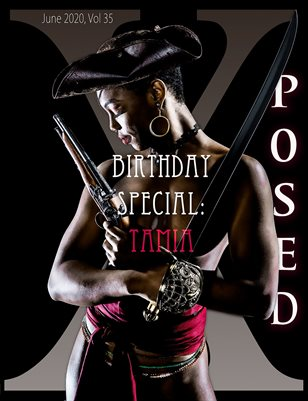 X Posed Vol 35 - Birthday Special: Tamia