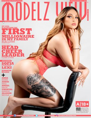 MODELZ VIEW MAY 2021 - { ISSUE 219 }