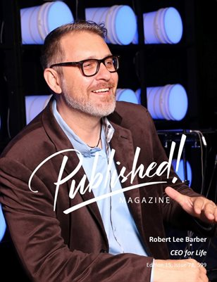 PUBLISHED! #15 Excerpt featuring Robert Lee Barber!