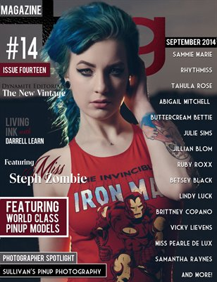 TPG Magazine Issue 14 - September 2014