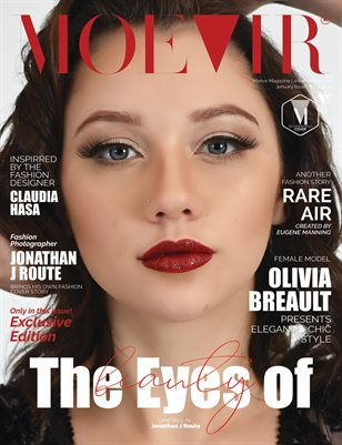 #8 Moevir Magazine January Issue 2020