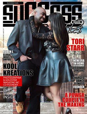 Success Files Magazine / issue 1