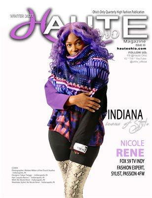 Haute Ohio Magazine Winter 2021 - Issue 33