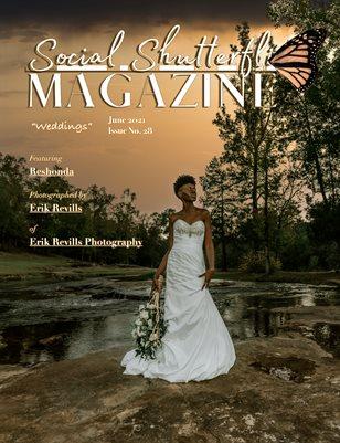 Issue No. 28 - Weddings - Social Shutterfli Magazine