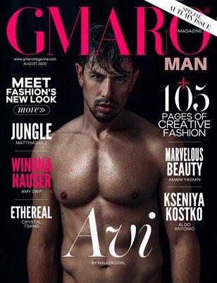 GMARO Magazine August 2020 Issue #10