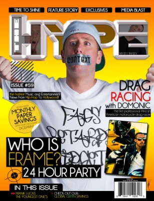The H.Y.P.E Magazine Issue #59