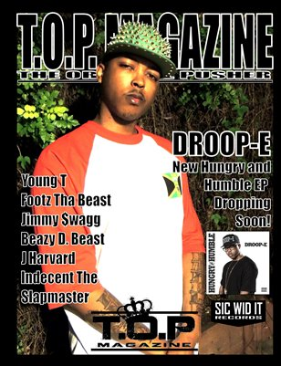 T.O.P. Magazine Vol.1 Issue 6