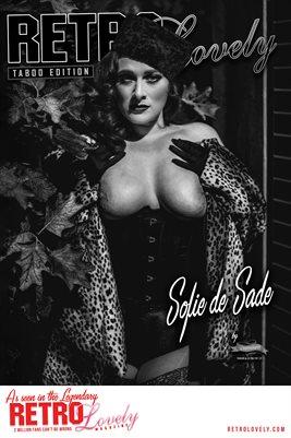 Sofie de Sade Taboo Cover Poster