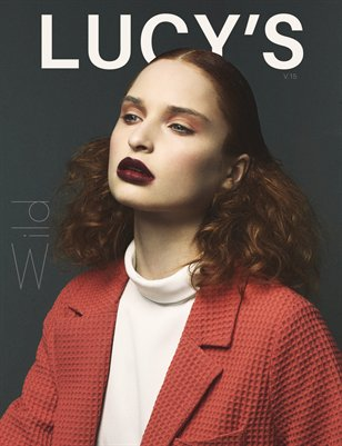LUCY'S Magazine Vol.15