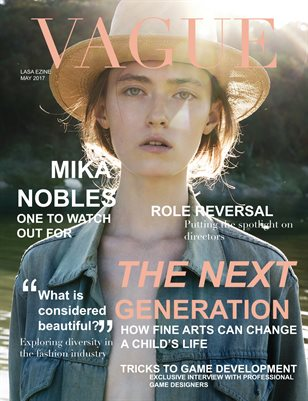 Vague Magazine 2017