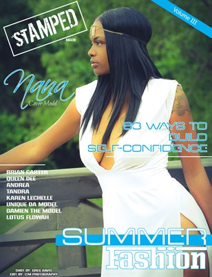 GEI DMV presents STAMPED Magazine Volume III