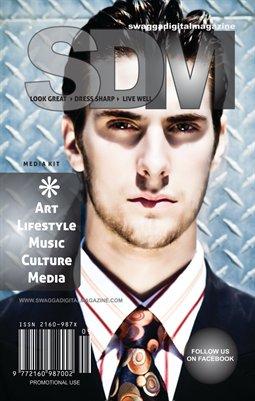 Swagga Digital Magazine Portfolio