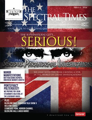 The Spectral Times : Issue 4