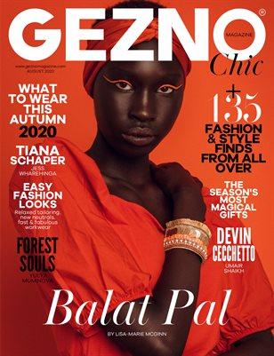GEZNO Magazine August 2020 Issue #06