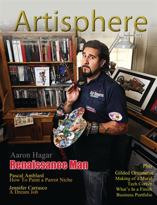 Artisphere Issue #2 Summer 2014