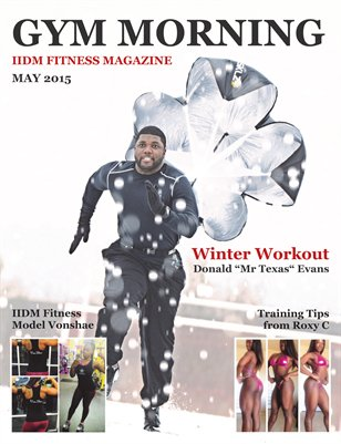 Gym Morning IIDM Fitness Magazine, Vol 1, Issue 1