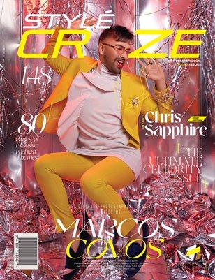 OCTOBER 2021 Issue (Vol: 148) | STYLÉCRUZE Magazine