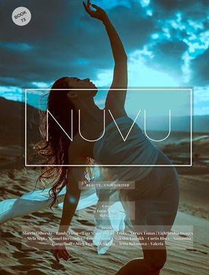 Nuvu Magazine Nude Book 73 Featuring Mel Green
