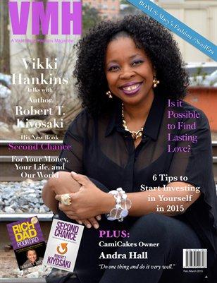 VMH Magazine - February/March 2015