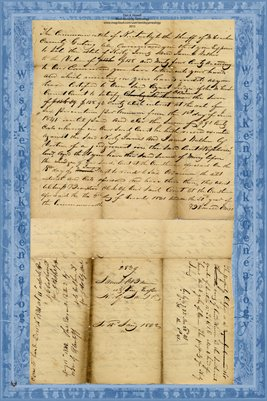 1842 JAMES OBANNON vs. KIRBY JONES-JAMES WALKER, McCracken County, Kentucky