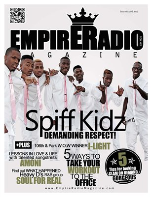Empire Radio Magazine issue#8