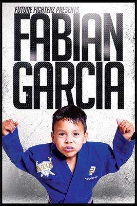 FF Presents Fabian Garcia - Poster