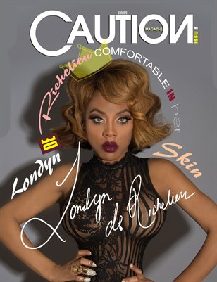 Caution Magazine 5 Issue