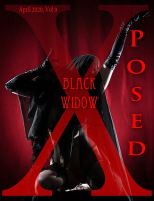 X Posed Vol 9 - Black Widow