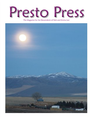 Presto Press Winter 2012