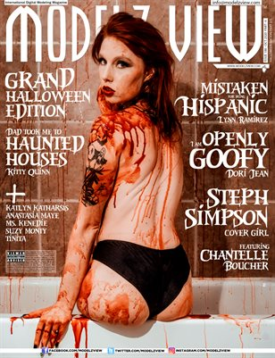 MODELZ VIEW MAGAZINE Grand Halloween Edition 2020 Part 2/5 ( OCT 2020 Part 4 [ ISSUE 186 ] )