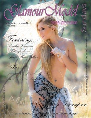 GlamourModelSundays Magazine - May 2016