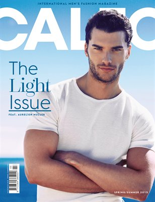 CALEO MAGAZINE - The Light Issue feat. Aurélien Muller
