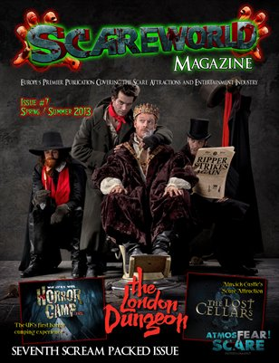 Scareworld - Issue 7 | Seventh Scream Packed Issue