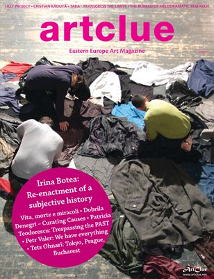 ArtClue- Eastern Europe Art Magazine, short version
