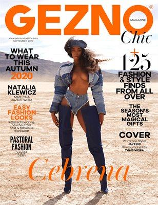 GEZNO Magazine September 2020 Issue #09