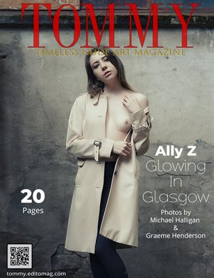 Ally Zlatar - Glowing In Glasgow
