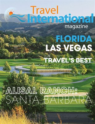 Travel International Magazine January 2014