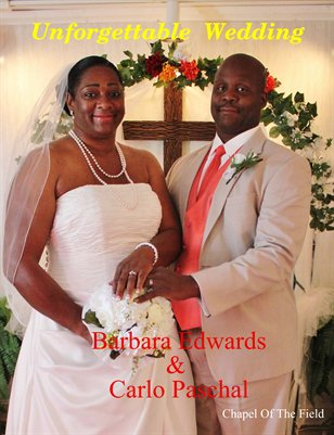 Edwards & Paschal Wedding Magazine