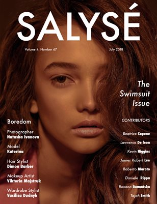 SALYSÉ Magazine | Vol 4 : No 67 | July 2018