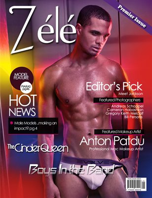 Premier Issue Nov 2013_Zélé Magazine