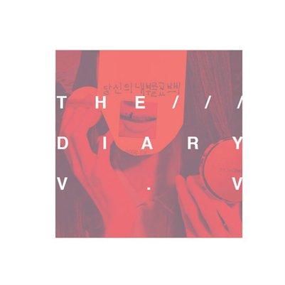 THE///DIARY V.V