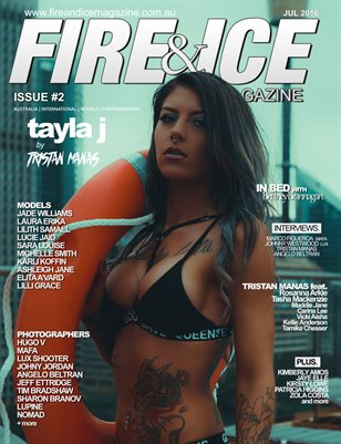 Fire & Ice Magazine Issue No2