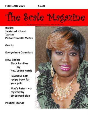 The Scale Magazine - February 2020 - Pastor McCoy