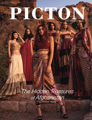 Picton Magazine January 2019 N28 Cover 2