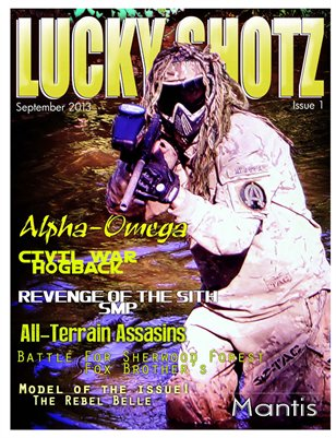 Lucky Shotz Vol. 1, Issue 1