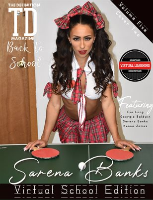 TDM: Sarena Banks Back2School Theme  Vol.5 Cover 2